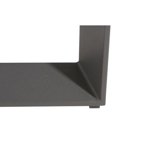 Taste by 4SO Tuintafel - Heritage - Teak / Aluminium - 160x95 cm - Taste by 4SO