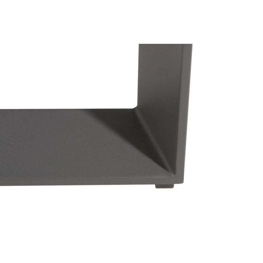 Tuintafel - Heritage - Teak / Aluminium - 160x95 cm - Taste by 4SO-5