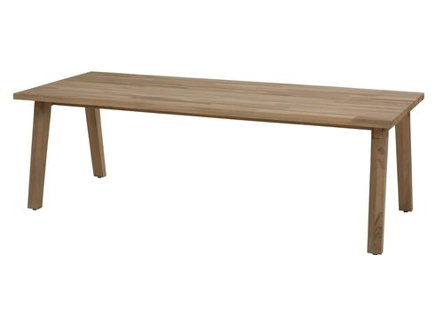 Tuintafel - Derby - Teakhout - 240x100 cm - Taste by 4SO