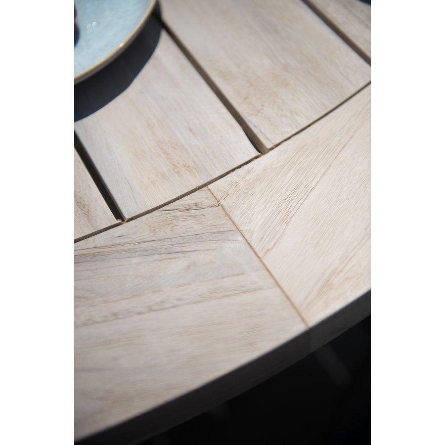 Ronde Tuintafel - Louvre - Ø 160 cm - Teakhout - Taste by 4SO-8