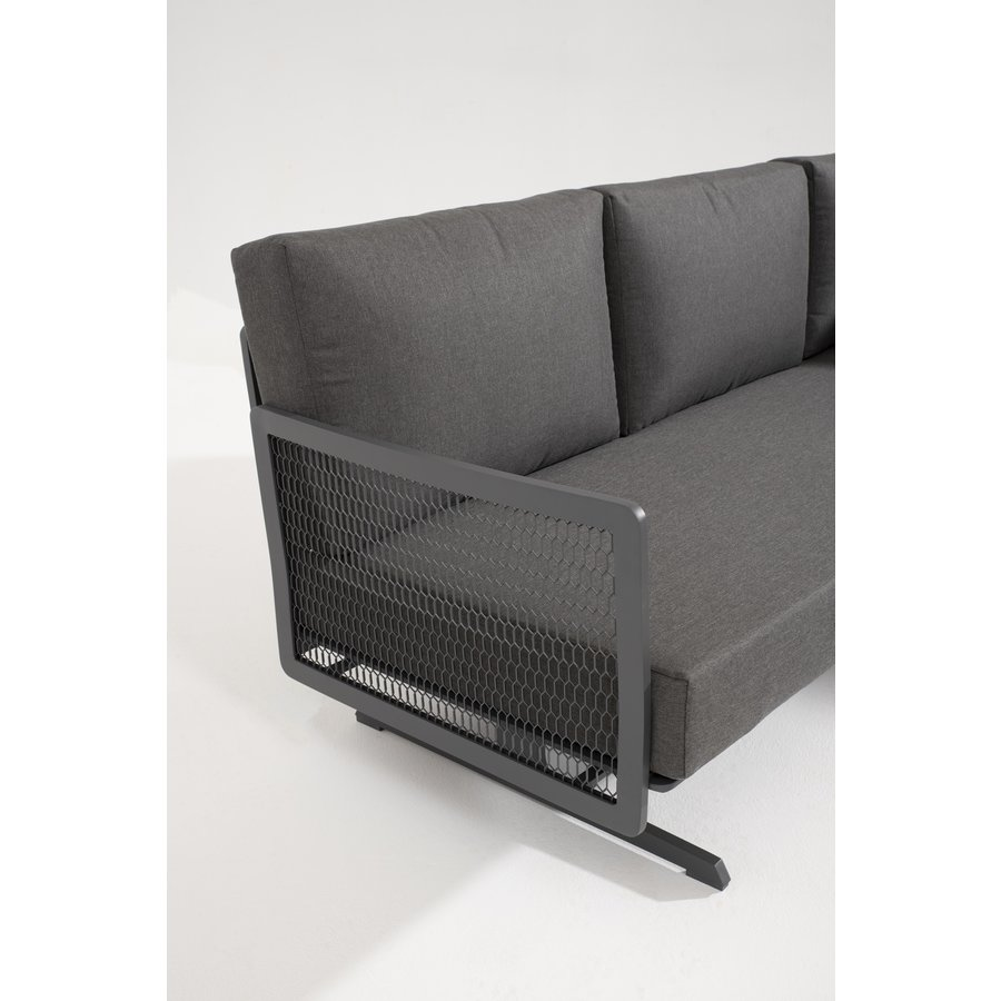 Hoek Loungeset - Sunray - Aluminium - Taste by 4SO-4