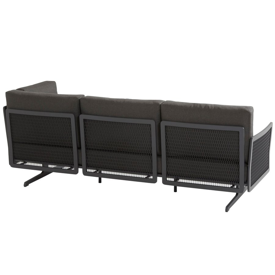 Hoek Loungeset - Sunray - Aluminium - Taste by 4SO-9