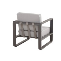 thumb-Stoel-Bank Loungeset - Omega - 4 Zits - Aluminium - Taste by 4SO-9