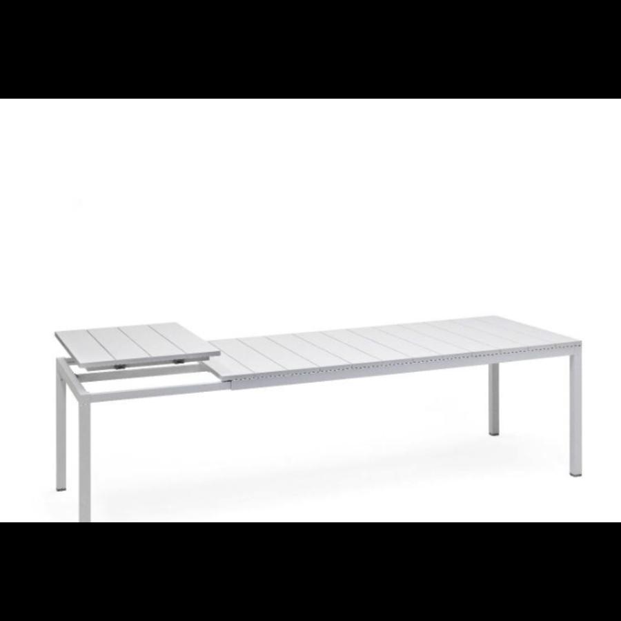 Tuintafel - RIO - Antraciet - Uitschuifbaar 140/210 cm - Nardi-9