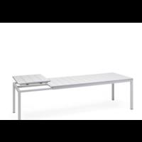 thumb-Tuintafel - RIO - Wit - Uitschuifbaar 140/210 cm - Nardi-7