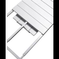 thumb-Tuintafel - RIO - Antraciet - Uitschuifbaar 210/280 cm - Nardi-7