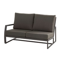 thumb-Hoek Loungeset - New Mauritius - 6 Zits - Aluminium - Taste by 4SO-3