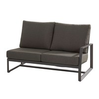 thumb-Hoek Loungeset - New Mauritius - 6 Zits - Aluminium - Taste by 4SO-6