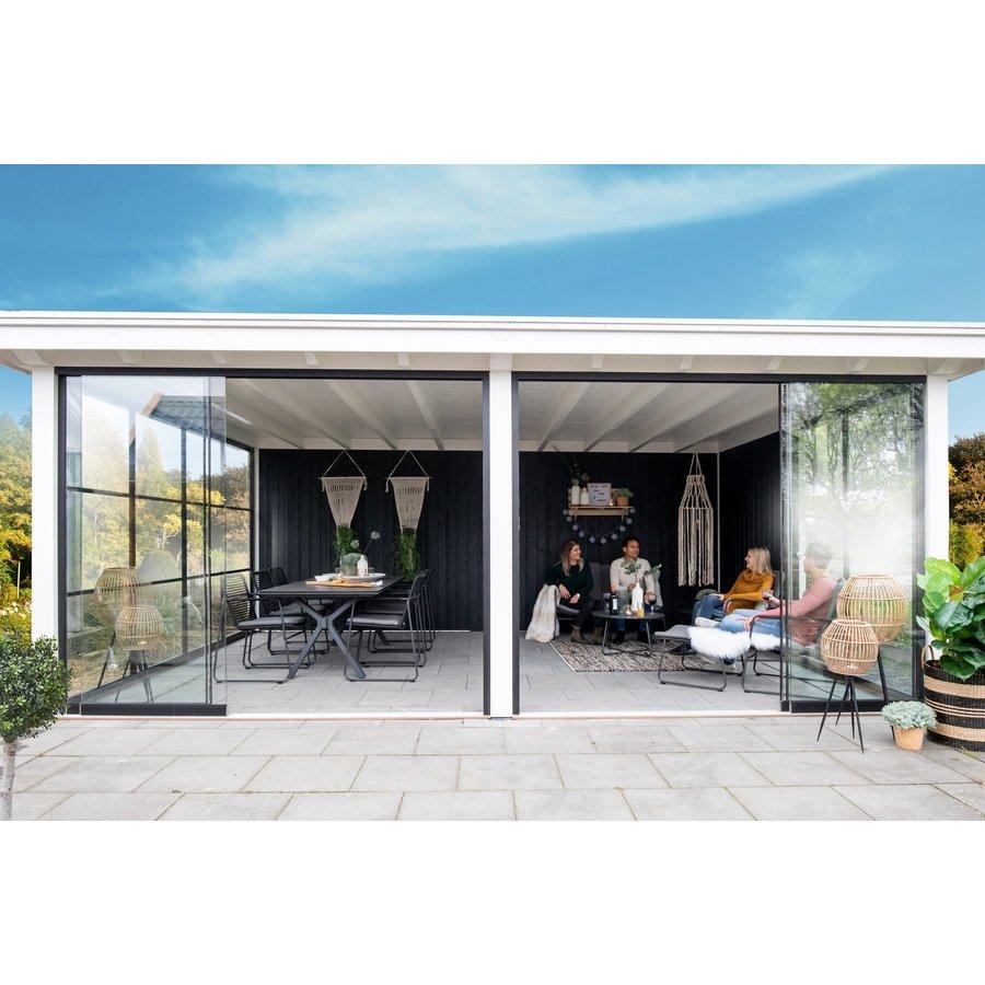 Lounge Tuinbank - Elba - 2 Persoons - Rope - Taste by 4SO-4