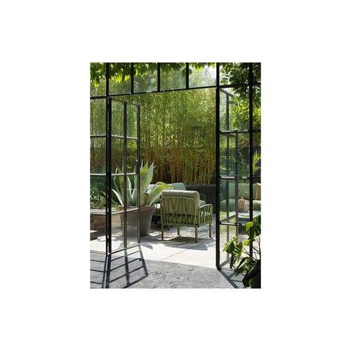 Nardi Komodo Loungeset - Beige / Agave Groen - Sunbrella - Modulaire - Nardi