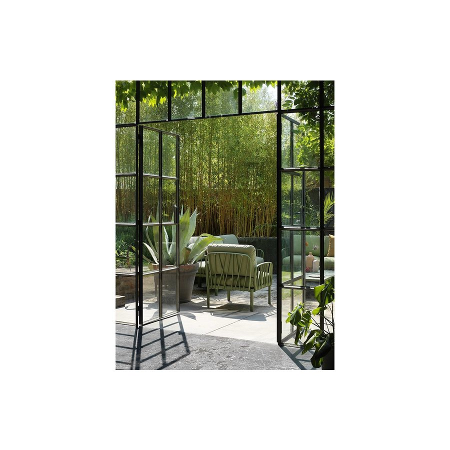 Komodo Loungeset - Beige / Agave Groen - Sunbrella - Modulaire - Nardi-3