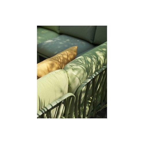 Nardi Komodo Loungeset - Avocado Groen  / Agave Groen - Sunbrella - Modulaire - Nardi