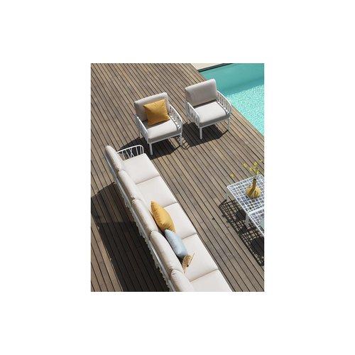 Nardi Komodo Loungeset - TECH Panama  / Taupe - Modulaire - Nardi