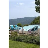 thumb-Lounge Tuinstoel - Aria - Tortora - Sardinia - Turquoise - Nardi-6