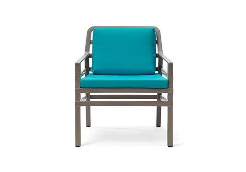 Lounge Tuinstoel - Aria - Tortora - Sardinia - Turquoise - Nardi