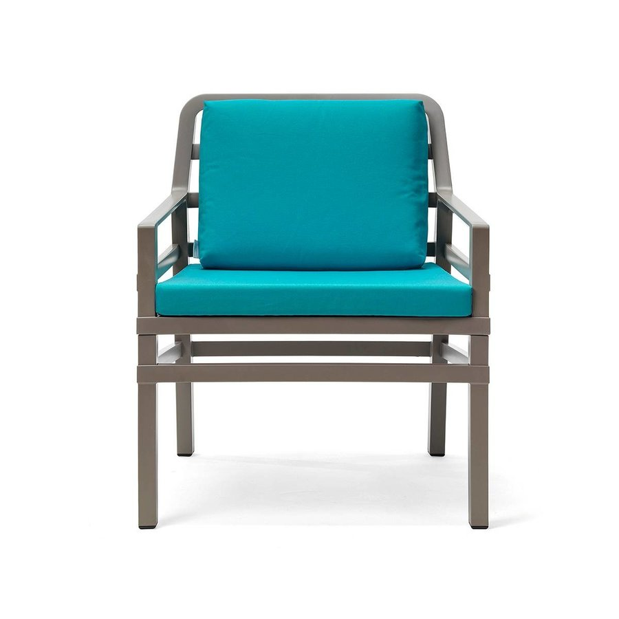 Lounge Tuinstoel - Aria - Tortora - Sardinia - Turquoise - Nardi-1