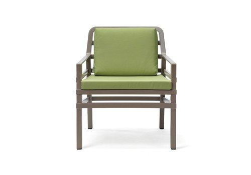 Lounge Tuinstoel - Aria - Tortora - Lime - Groen - Nardi
