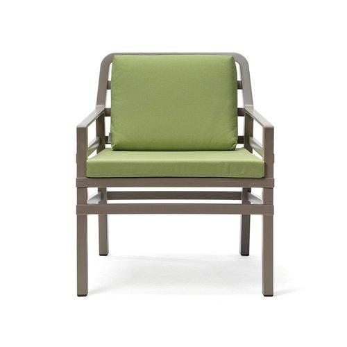 Nardi Lounge Tuinstoel - Aria - Tortora - Lime - Groen - Nardi