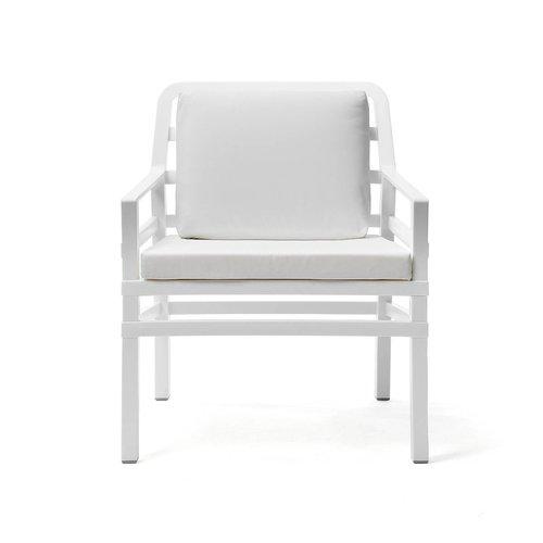 Nardi Lounge Tuinstoel - Aria - Bianco - Wit - Nardi