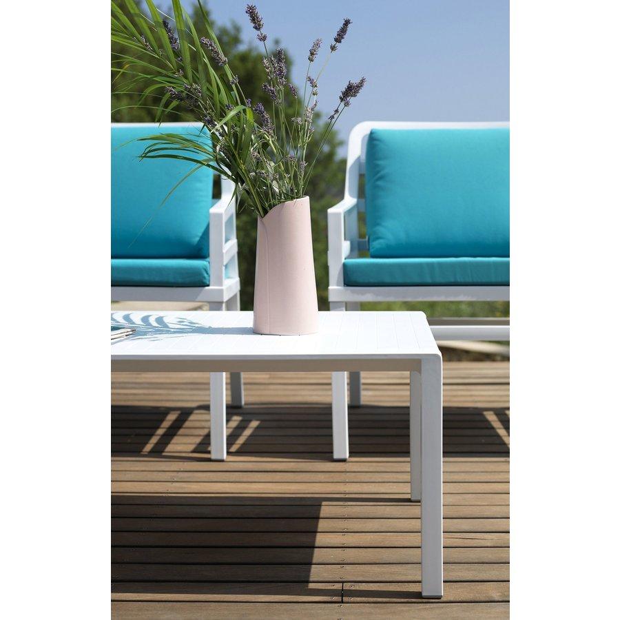 Lounge Tuinstoel - Aria - Bianco - Sardinia - Turquoise - Nardi-3