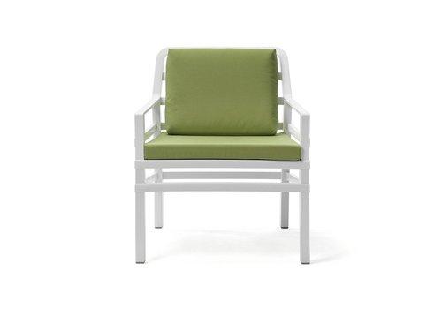 Lounge Tuinstoel - Aria - Bianco - Lime - Groen - Nardi
