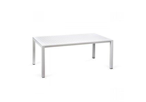 Lounge Tuintafel - Aria - Bianco - Wit - 100 - Nardi