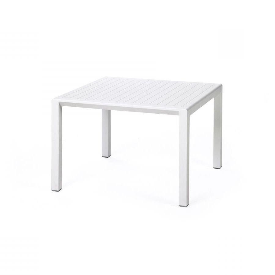 Lounge Tuintafel - Aria - Bianco - Wit - 60 - Nardi-2