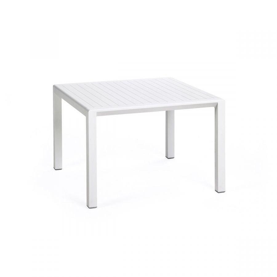 Lounge Tuintafel - Aria - Bianco - Wit - 60 - Nardi-1