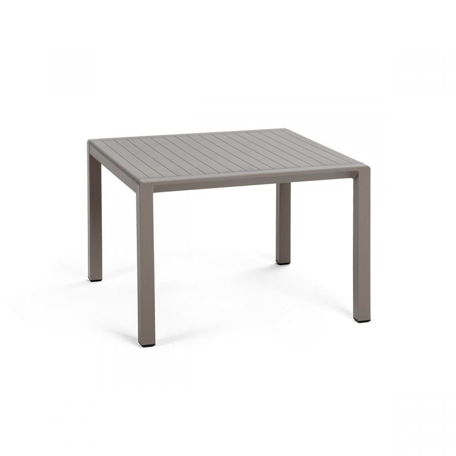 Lounge Tuintafel - Aria - Tortora - Taupe - 60 - Nardi-2