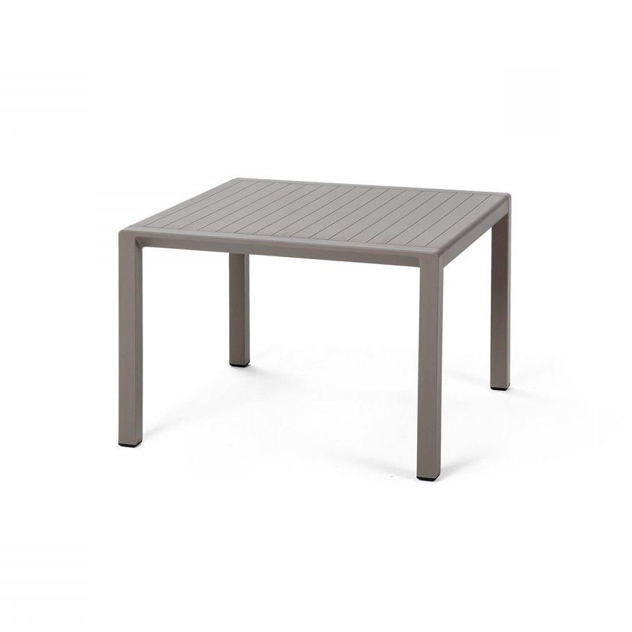 Lounge Tuintafel - Aria - Tortora - Taupe - 60 - Nardi-1