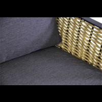 thumb-Lounge Tuinstoel - Solamente - Wicker - Lesli Living-4
