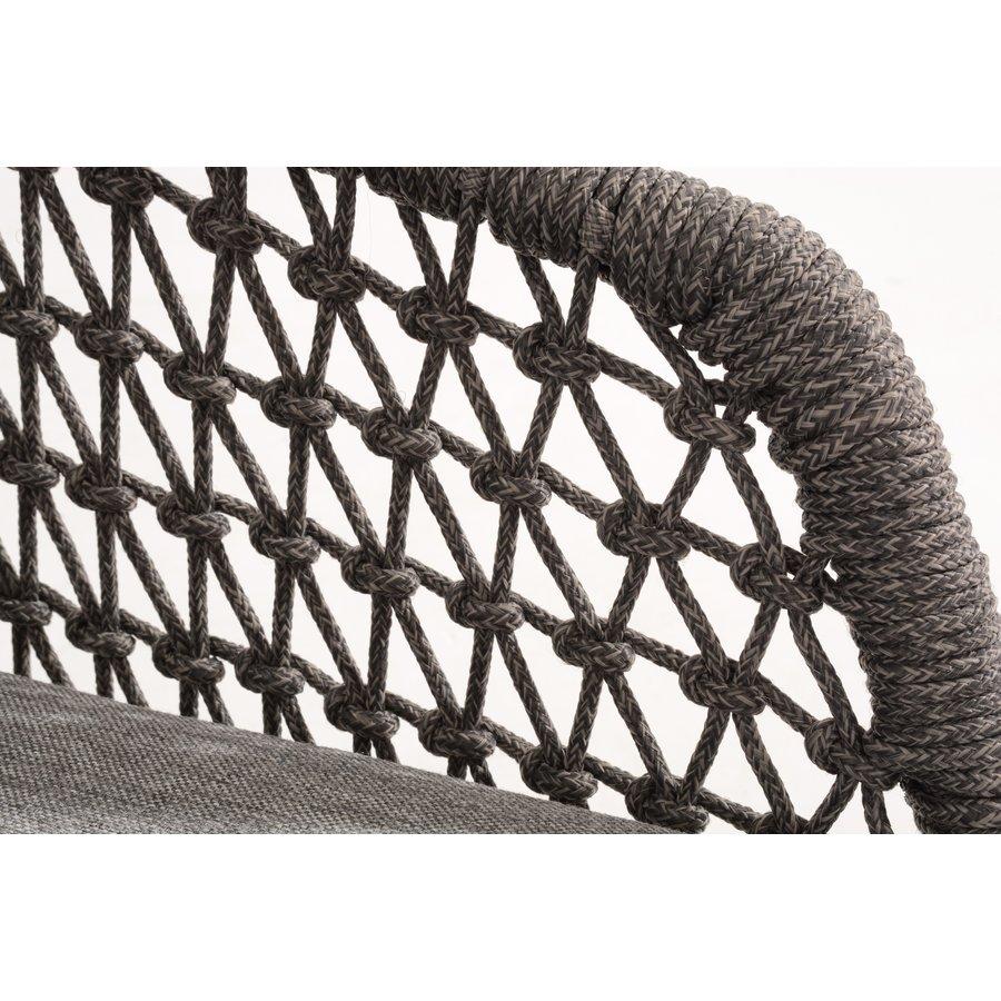 Lounge Tuinstoel - Babilonia - Taupe - Rope - 4 Seasons Outdoor-8