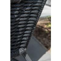 thumb-Lounge Tuinbank - Wing - Antraciet - Rope - 4 Seasons Outdoor-9