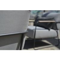 thumb-Stoel-Bank Loungeset  - Coast - Lichtgrijs - RVS/Teak - 4 Seasons Outdoor-5