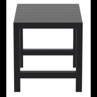 thumb-Bartafel - Vegas - Zwart - Uitschuifbaar 100/140 cm - Siesta-6