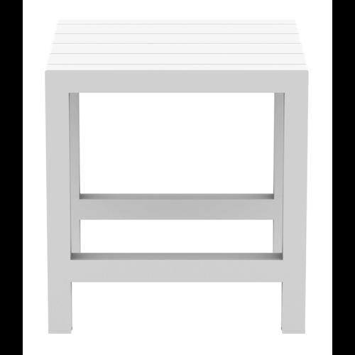 Siesta  Bartafel - Vegas - Wit - Uitschuifbaar 100/140 cm - Siesta