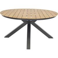 thumb-Tuintafel - Arezzo - Aluminium/Polywood - 160x90 cm - Lesli Living-3