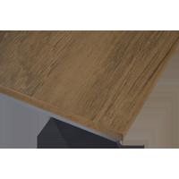 thumb-Tuintafel - Arezzo - Aluminium/Polywood - 90x90 cm - Lesli Living-8