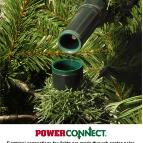 Pole to Pole - 1 Minute Christmas Tree