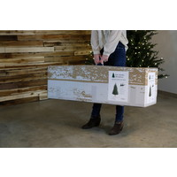 thumb-Kunstkerstboom - Arkansas - 183 cm - LED 400 - Pole to Pole - Our Nordic  Christmas-4