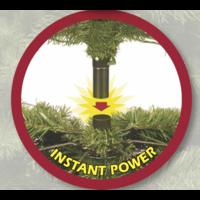 thumb-Kunstkerstboom - Arkansas - 183 cm - LED 400 - Pole to Pole - Our Nordic  Christmas-2