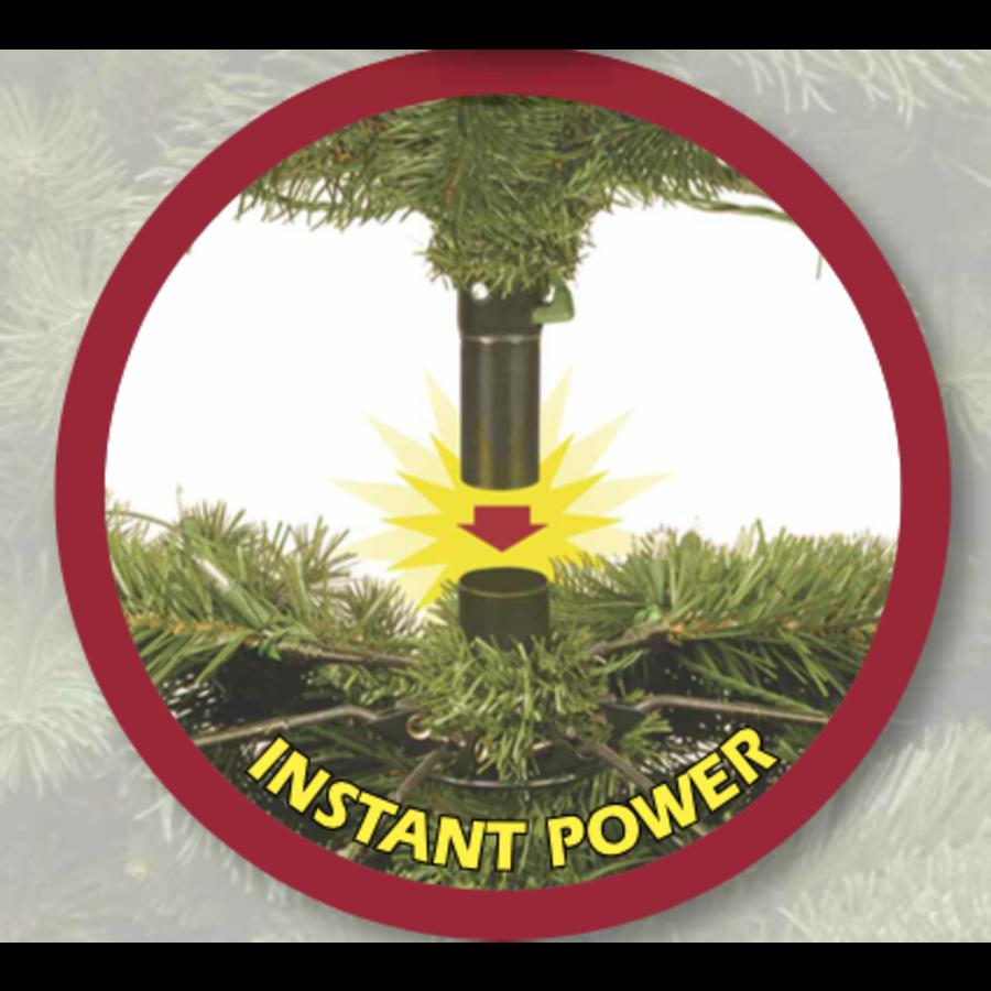 Kunstkerstboom - Arkansas - 183 cm - LED 400 - Pole to Pole - Our Nordic  Christmas-2
