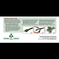 thumb-Kunstkerstboom - Dunhill Fir - 183 cm - PVC -  National Tree Company-6