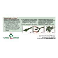 thumb-Kunstkerstboom - Dunhill Fir - 213 cm - PVC -  National Tree Company-6