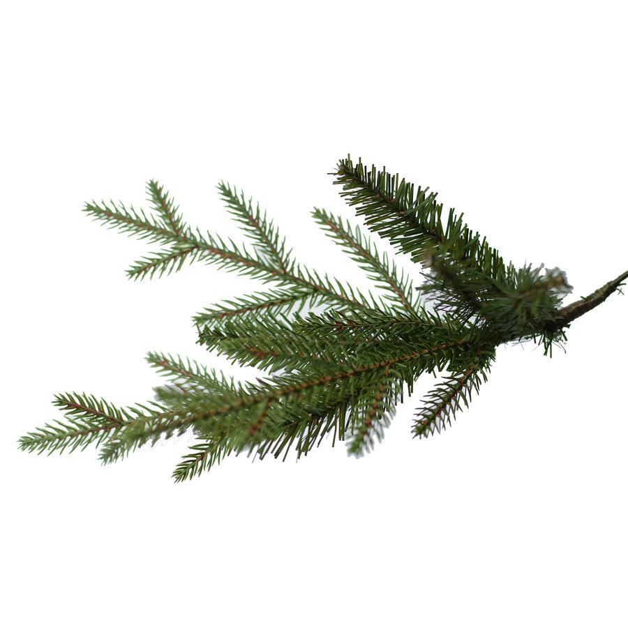 Kunstkerstboom - Arkansas - 152 cm - Houten Voet - PE/PVC -  Our Nordic  Christmas-2