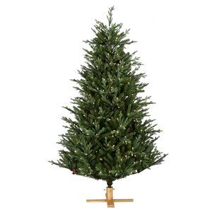 Our Nordic Christmas by Van Der Gucht Kunstkerstboom - Arkansas - 183 cm - LED 400 - Pole to Pole - Our Nordic  Christmas