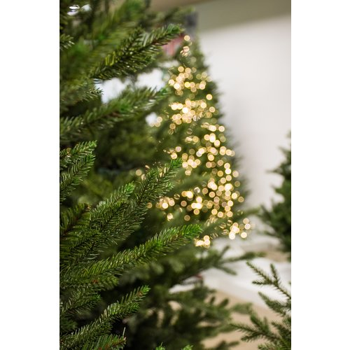 Our Nordic Christmas by Van Der Gucht Kunstkerstboom - Arkansas - 213 cm - LED 450 - Pole to Pole - Our Nordic  Christmas