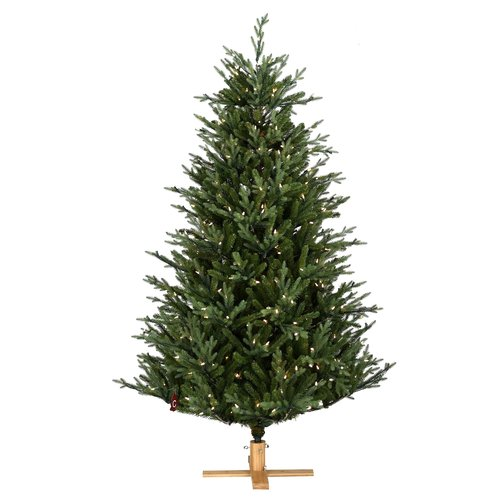 Our Nordic Christmas by Van Der Gucht Kunstkerstboom - Arkansas - 228 cm - LED 550 - Pole to Pole - Our Nordic  Christmas