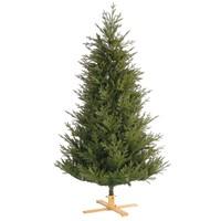 Kunstkerstboom - Arkansas - 228 cm - PE/PVC - Houten Voet - Our Nordic  Christmas
