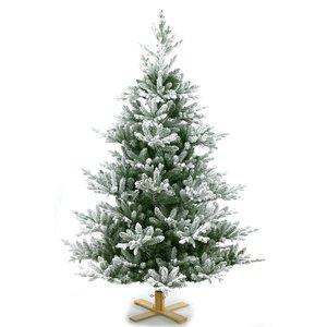 Our Nordic Christmas by Van Der Gucht Kunstkerstboom met Sneeuw - Tolga Flocked - 183 cm - Our Nordic Christmas